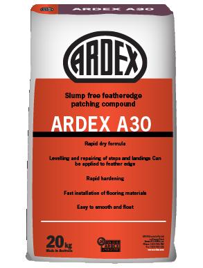 ARDEX A 30 render